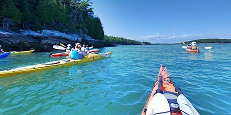 Group Kayak Paddle tickets