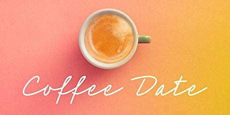 Coffee Date - Online Women's Event tickets