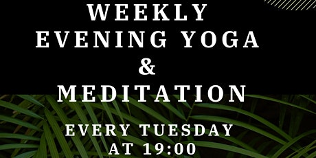 Weekly Outdoor Yoga and Mindfulness Sessions tickets
