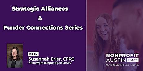 Strategic Alliances & Funder Connections Series w/Susannah Erler tickets