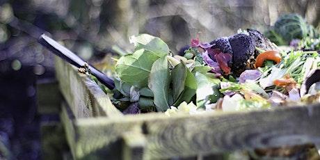 Basics of Organic Composting (virtual) tickets