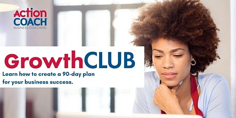 GrowthCLUB – Quarterly planning session tickets
