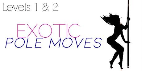 Thursday 7/8-- Levels 1 & 2  PoleLite 6:30-8pm tickets