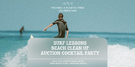 THE END: A Plastic-Free Celebration tickets