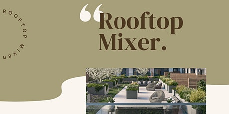 Rooftop Mixer at 100 Shawmut tickets