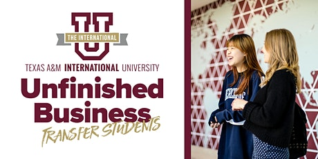 TAMIU Unfinished Business (STC-Starr Campus) entradas