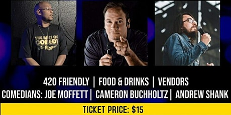 Comedy Night in the Britton District tickets