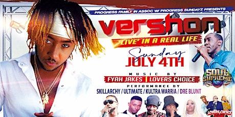 Vershon live inna real life Jamaican reggae artist!!!! tickets