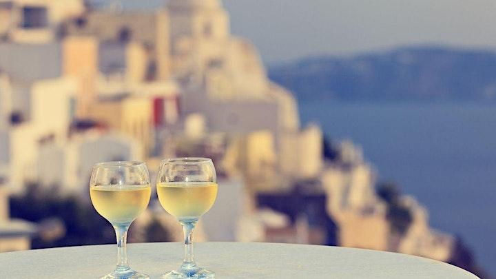 Greek Wine Dinner image