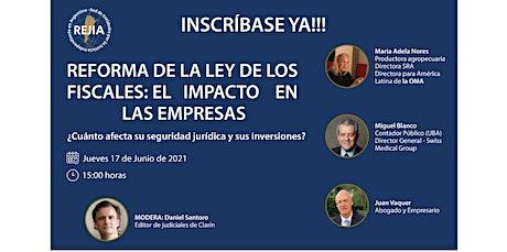 REFORMA DE LA LEY DE LOS FISCALES: EL IMPACTO EN LAS EMPRESAS entradas
