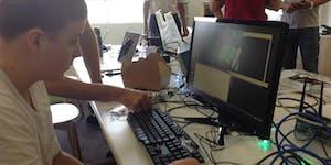 Pop Up Maker Space: Virtual World (not an online event...