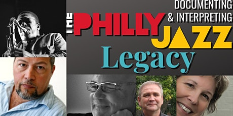 Philly Jazz Talks About John Coltrane and the Coltrane House tickets