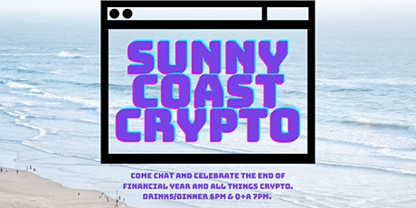 JUNE EVENT! Sunny Coast Cryptocurrency and Blockchain Q and A tickets