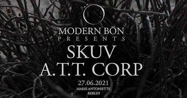 Immagine Modern Bön Presents:  SKUV  / A.T.T. Corp