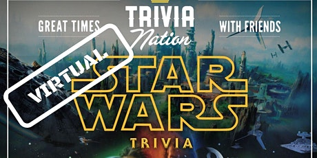 Star Wars Virtual Trivia - Gift Cards and Other Prizes! tickets