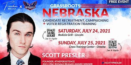 Grassroots Activism Training with Scott Presler tickets