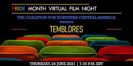 Pride Month Virtual Film Night   TEMBLORES (TREMORS)   Jayro Bustamante tickets