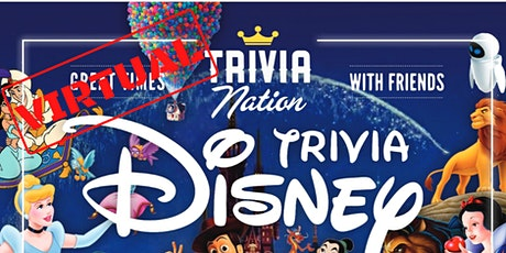 Disney Movies Virtual Trivia - Gift Cards Raffle Prizes! tickets