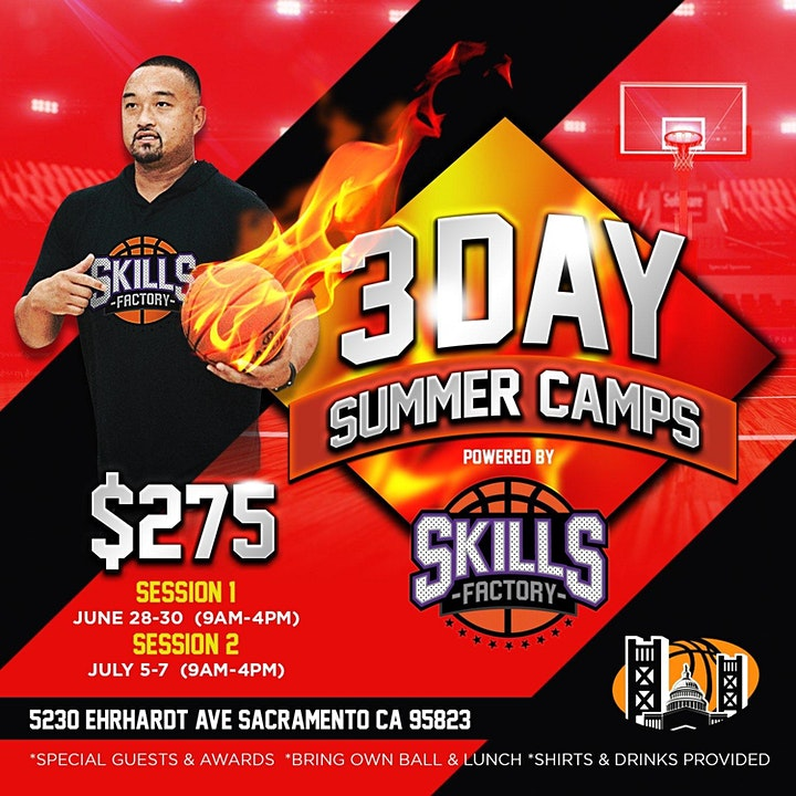 3 DAY SUMMER CAMPS image