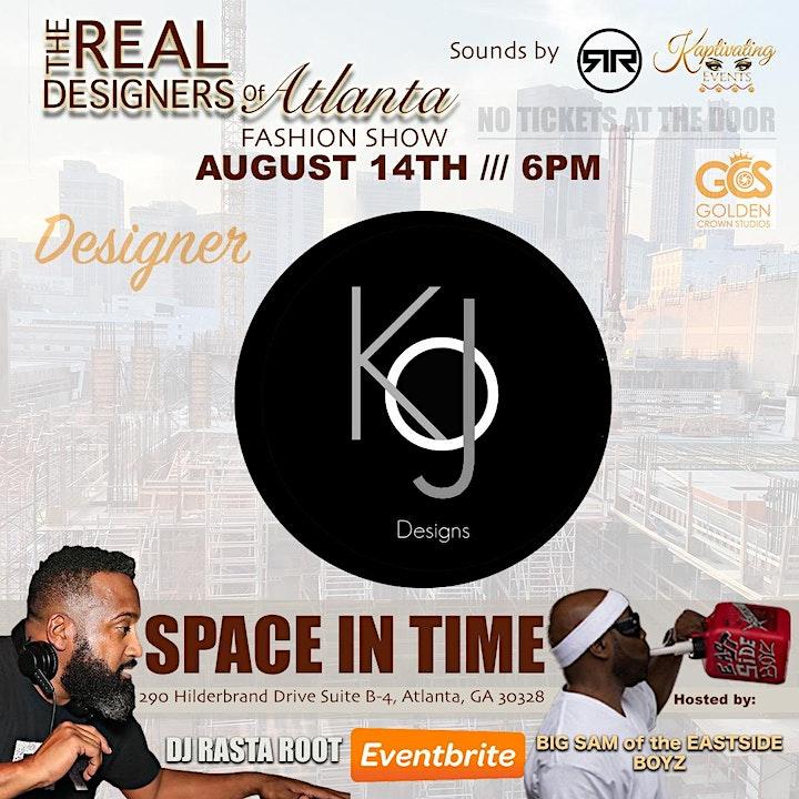 The Real Designers of Atlanta Fashion Show image