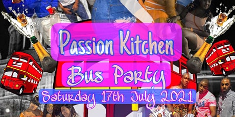 Passion Kitchen Bus Party tickets