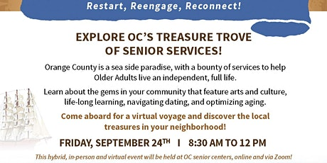 Turning Silver Into Gold  (OASIS Senior Center) tickets