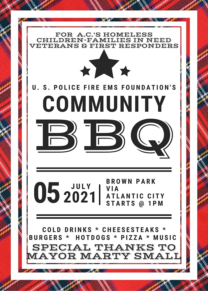 Independence Day Community Barbeque 2021 image