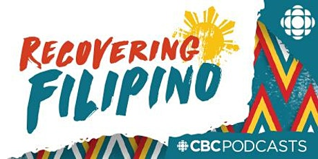 RECOVERING FILIPINO podcast listening party tickets