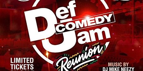 Def Comedy Jam Reunion (6PM) tickets