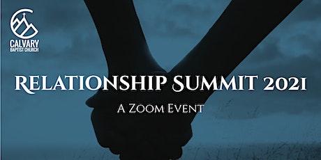 Relationship Summit 2021 tickets
