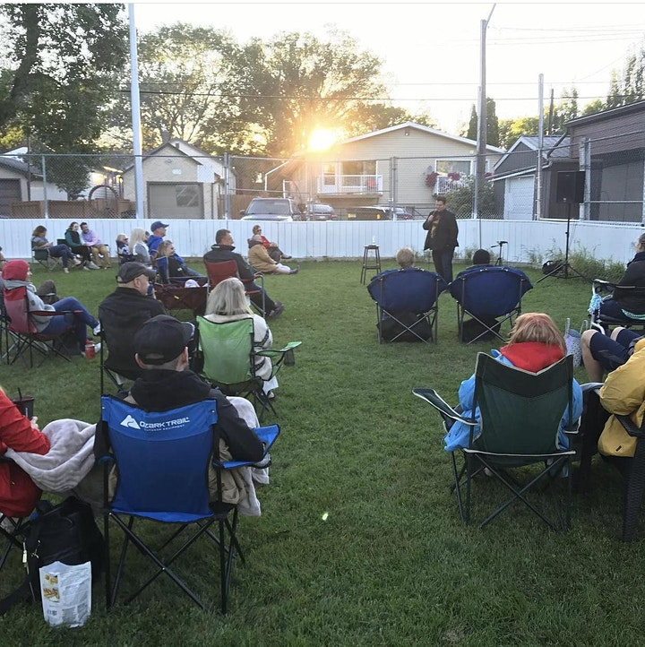 Firepit Comedy Tour - FT Heights Stop 2021 image