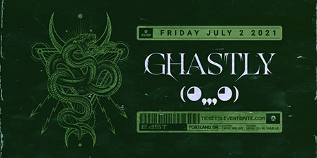 GHASTLY tickets