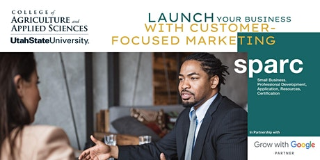 Grow With Google: Launch Your Business With Customer-Focused Marketing tickets