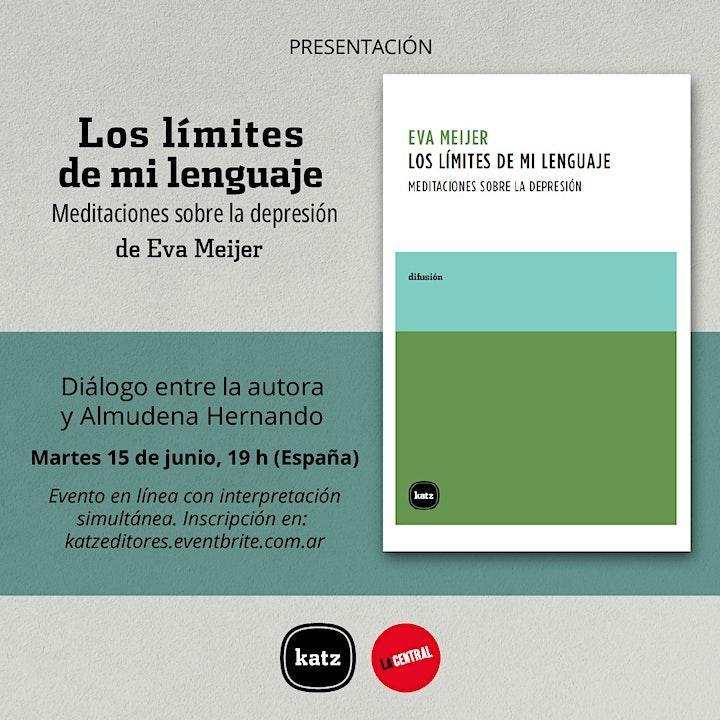 Imagen de Presentación de Los límites de mi lenguaje. Meditaciones sobre la depresión