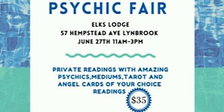 Summer Psychic Fair tickets