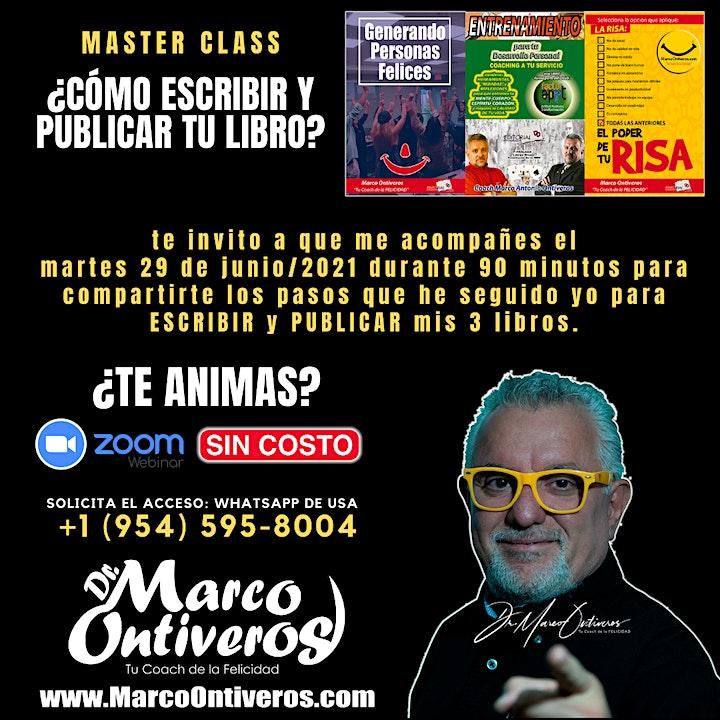 Imagen de MasterClass-¿cómo ESCRIBIR y PUBLICAR tu libro?