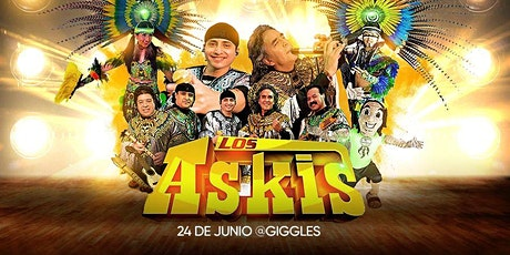 Los Askis en Los Angeles tickets