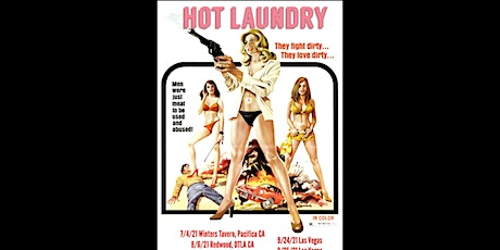 In Fuzz we Trust Presents Hot Laundry at the Redwood Bar August 6th tickets