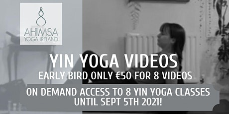 Yin Yoga Videos billets
