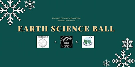 2021 EARTH SCIENCE BALL tickets
