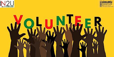 New Volunteer Orientation tickets