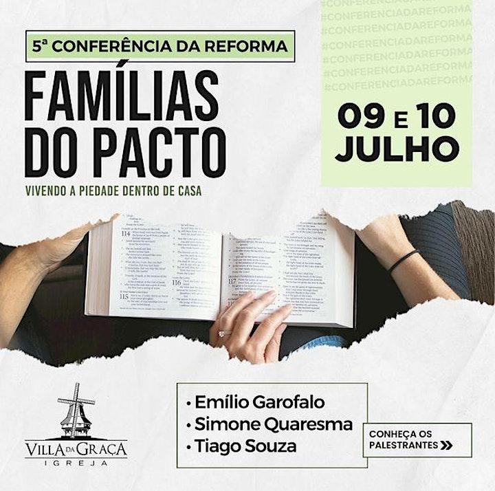 Imagem do evento Famílias do Pacto