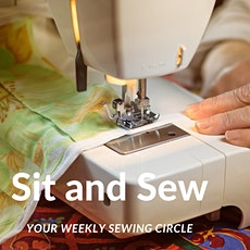 Sit and Sew tickets