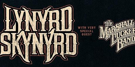 Lynard Skynard with The Marshall Tucker Band - Camping 1 Night tickets