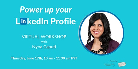 Power up your LinkedIn Profile tickets