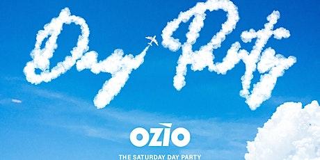 OZIOS DAY PARTY : PATIO SATURDAYS tickets