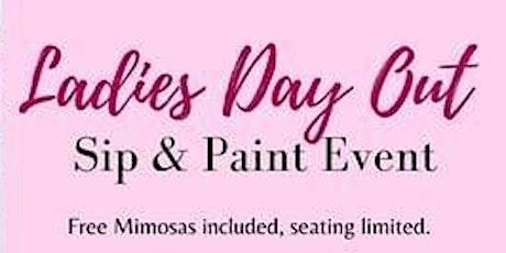 Sun Dress 'N' Sun Hat Brunch & Paint Social tickets