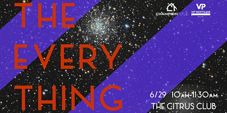 The Every Thing tickets