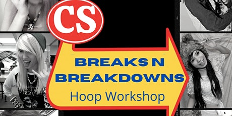 Break-Downs Hoop Workshop tickets