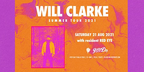 Will Clarke at It'll Do Club tickets